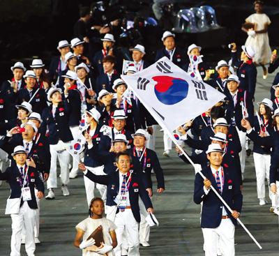 2012: Olympische Sommerspiele in London