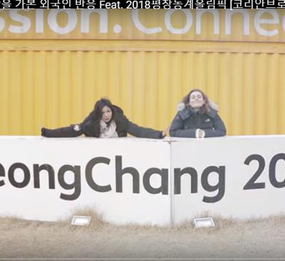 처음 양떼 목장을 가 본 외국인 반응 Feat. 2018평창동계올림픽 [코리안브로스 X 한국바로알림서비스]