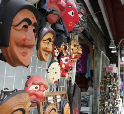 مناطق الجذب السياحي ومراكز التسوق