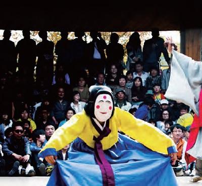 韩国的主要地方性节日