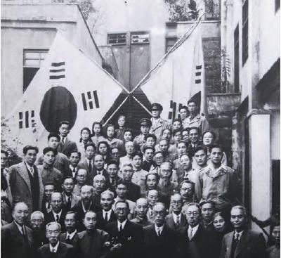 Die Unabhängigkeitsbewegung