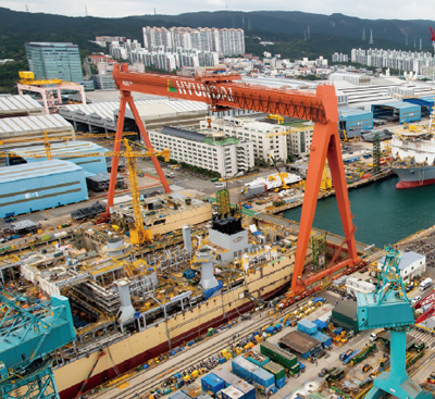 Thương hiệu hàng đầu và tiêu chuẩn công nghiệp Hàn Quốc