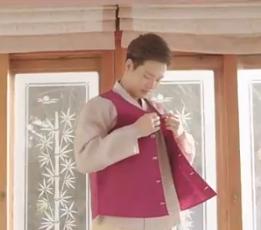 Hoy es el dia para vestir Hanbok (Hombres)