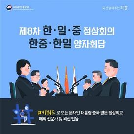 [네이버 포스트]#키워드로 보는 문재인 대통령 중국 방문 정상외교